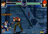 The King of Fighters 2002: Challenge to Ultimate Battle Arcade Counter.