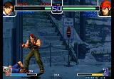 The King of Fighters 2002: Challenge to Ultimate Battle Arcade Get Up.
