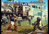 The King of Fighters 2003 Arcade Good start.