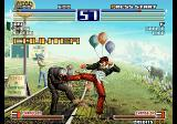 The King of Fighters 2003 Arcade Counter.