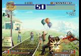 The King of Fighters 2003 Arcade Hitting back.