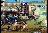 The King of Fighters 2003 Arcade Low punch.