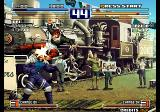 The King of Fighters 2003 Arcade High kick.