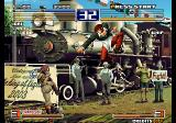 The King of Fighters 2003 Arcade Hit her.