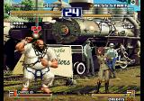 The King of Fighters 2003 Arcade Big ball.