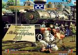 The King of Fighters 2003 Arcade Elbow to the head.