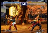 The King of Fighters 2003 Arcade Ready to attack.