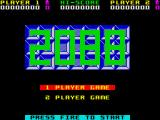 2088 ZX Spectrum Title screen