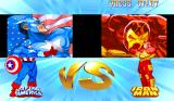 Marvel Super Heroes Arcade Next fight.