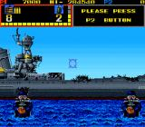 Mechanized Attack Arcade Huge ship.