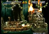 Metal Slug 3 Arcade Blast the truck.