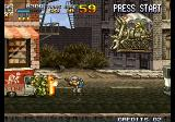 Metal Slug 4 Arcade Soldier's with shields.
