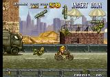 Metal Slug 4 Arcade Shoot them soldiers.