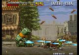 Metal Slug 4 Arcade Taking the launcher for a spin.