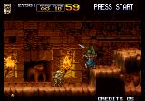 Metal Slug 5 Arcade Spear throwing native.