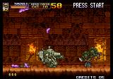 Metal Slug 5 Arcade Blasting everything.