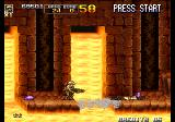 Metal Slug 5 Arcade Getting a bit hot.