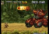 Metal Slug 5 Arcade Big boss.