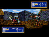 Shining Force Windows Hans with a bow