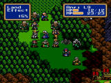 Shining Force Windows Forest battle