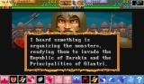 Dungeons & Dragons: Shadow over Mystara Arcade The game is abundant with cutscenes