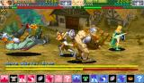 Dungeons & Dragons: Shadow over Mystara Arcade The ogre brothers are not so tough