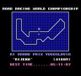 "Top-Rider NES Hello Europe! Road Racing World Championship. Anyway, it should be ""Europe"" and not ""World""..."