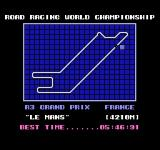 "Top-Rider NES ""Bugatti Circuit is a permanent race track located within Circuit des 24 Heures, named after Ettore Bugatti."""