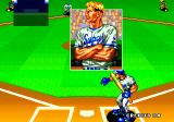 Baseball Stars 2 Arcade Here comes the batter.