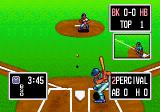Baseball Stars Professional Arcade Here comes the pitch.