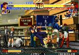 The King of Fighters '96 Arcade Robert vs Kyo