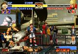 The King of Fighters '96 Arcade Fast kick