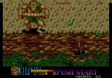 Ninja Commando Arcade One big caveman.
