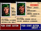 Operation Thunderbolt Arcade The heroes.