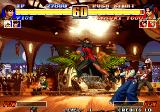 The King of Fighters '96 Arcade Vice vs Kasumi