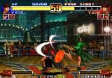 The King of Fighters '96 Arcade Mirror match