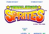 Twinkle Star Sprites Arcade Title screen