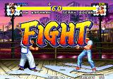 Real Bout Fatal Fury Arcade Fight!