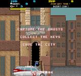 The Real Ghostbusters Arcade Save the City.