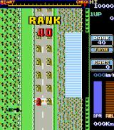 Road Fighter Arcade On your marks.