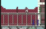 Bad Dudes Commodore 64 Stage 1