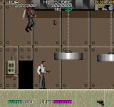 Sly Spy: Secret Agent Arcade Avoid those weights.