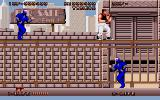 Bad Dudes Amiga Stage 1