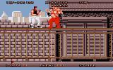 Bad Dudes Amiga Boss
