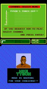 Mike Tyson's Punch-Out!! Arcade Mike is waiting for your challenge...
