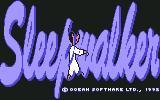 Sleepwalker Commodore 64 Title
