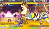 Darkstalkers: The Night Warriors Arcade Anakaris has some weird attacks, this here isn't even some kind of sophisticated special
