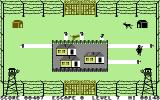 Stalag 1 Commodore 64 The hounds are of no use