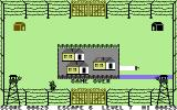 Stalag 1 Commodore 64 Game over