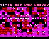 Boulder Dash BBC Micro On to the next stage